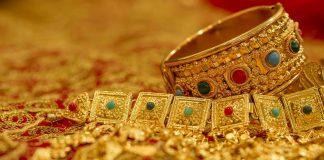 Smycken i guld