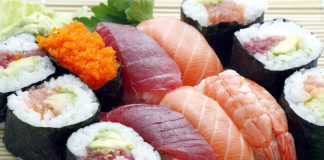 Sushiporten - sushi i Haninge av hög kvalitet | Bizbay