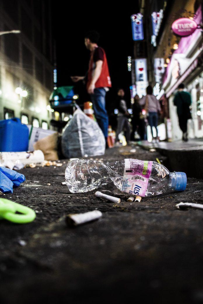 Glöm inte vikten av återvinning under semestern i Visby | Bizbay