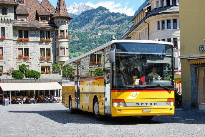 Infotainment system behövs för att skapa en snabb och effektiv kollektivtrafik | Bizbay