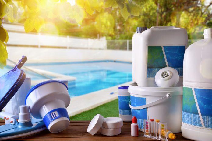 Köpa produkter för att vårstarta poolen online | Bizbay
