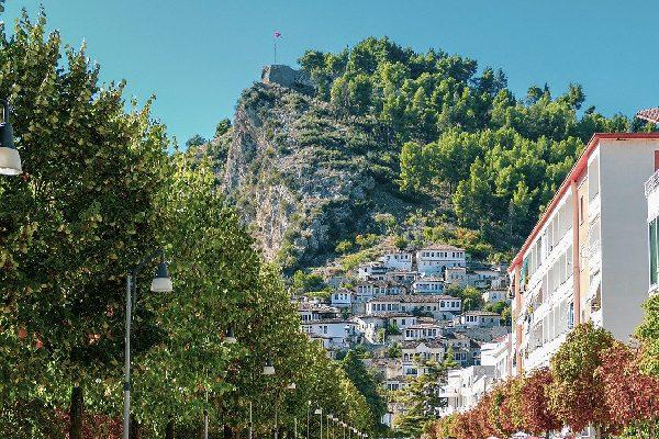 Vandring i Albanien   Bizbay