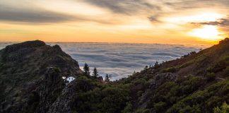vandringsresor till Madeira