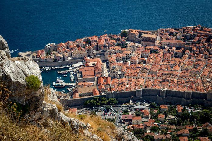 Vandring i Kroatien   Bizbay